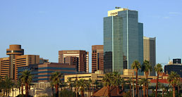 Downtown Phoenix - photo by Daniel